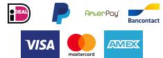 Betalen via ideal & afterpay