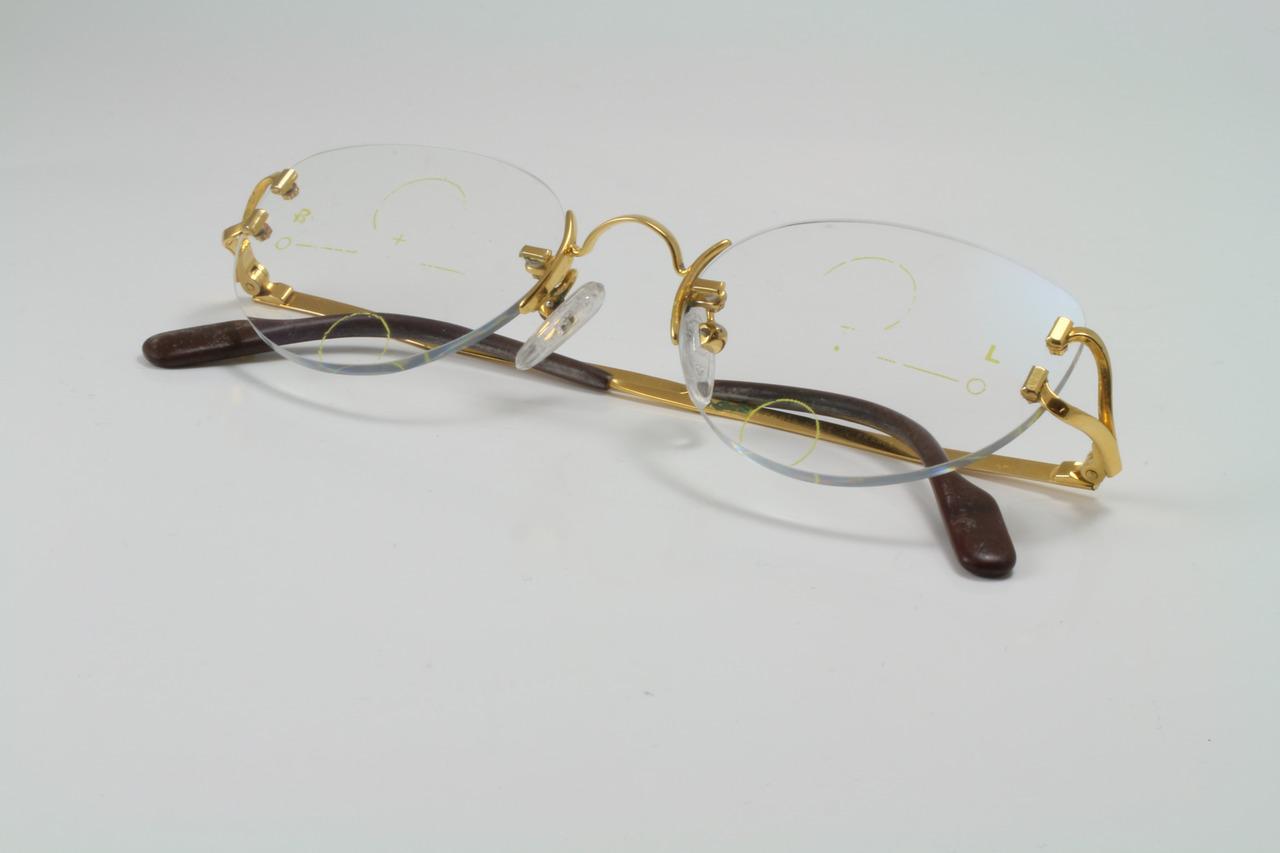 En zo gaat deze Cartier met wat aandacht en zorg voorzien van nieuwe multifocale glazen weer naar de klant.